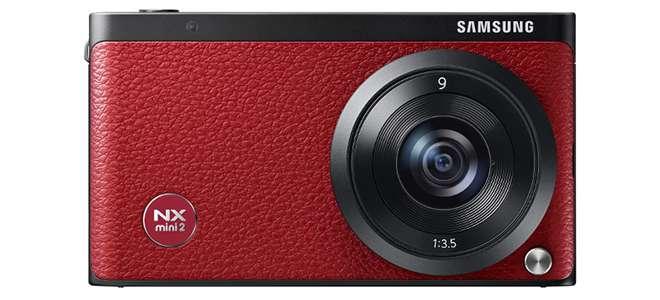 İşte Karşınızda Samsung NX Mini 2