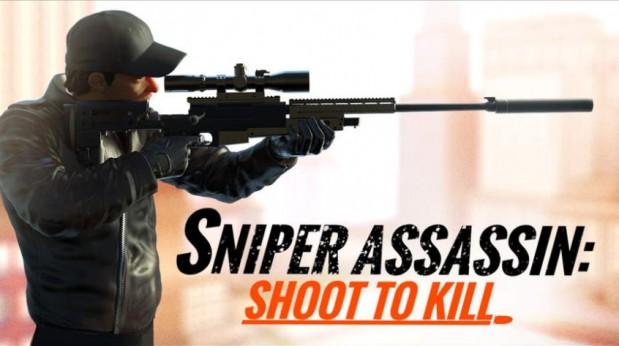 Sniper 3D Assassin sınırsız para hilesi indir