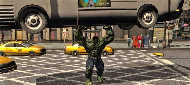 The Hulk (Demo)