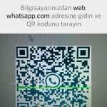 Whatsapp Web QR kodu nasıl okutulur?