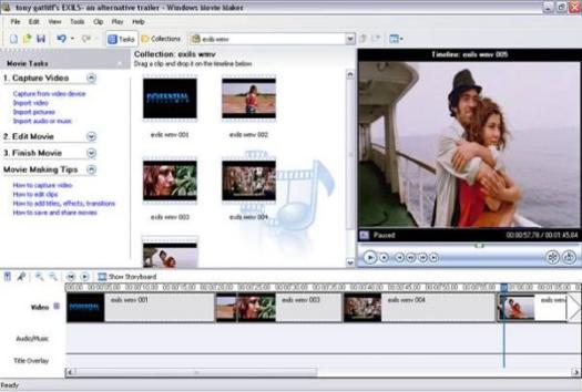 windows live movie maker indir