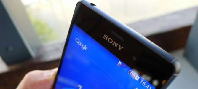 Sony Xperia Z3+ Çok Yakında Piyasada!